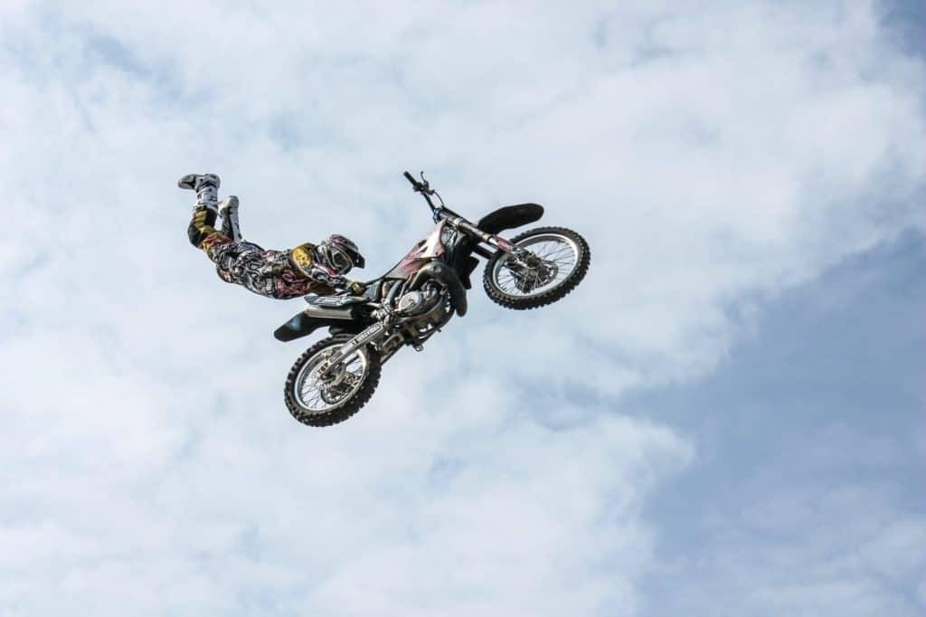 6 Most Prevalent Motorcycle Injuries