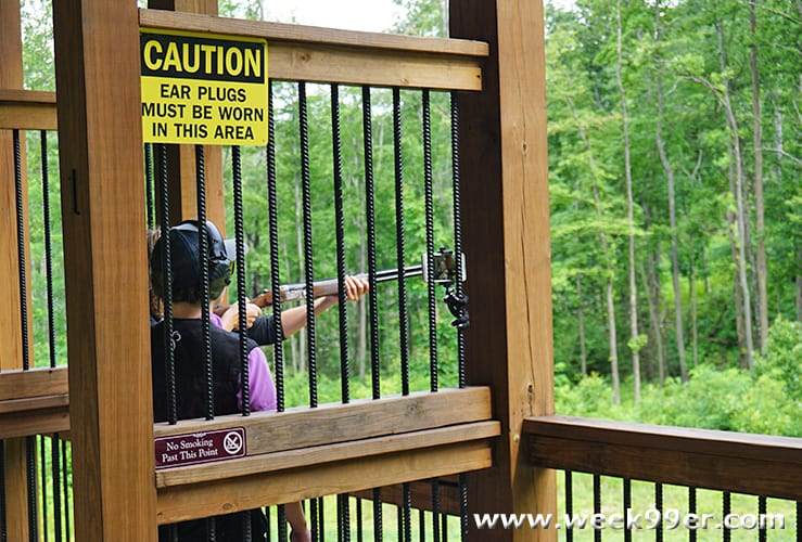 Chetola Reserve Skeet Shooting