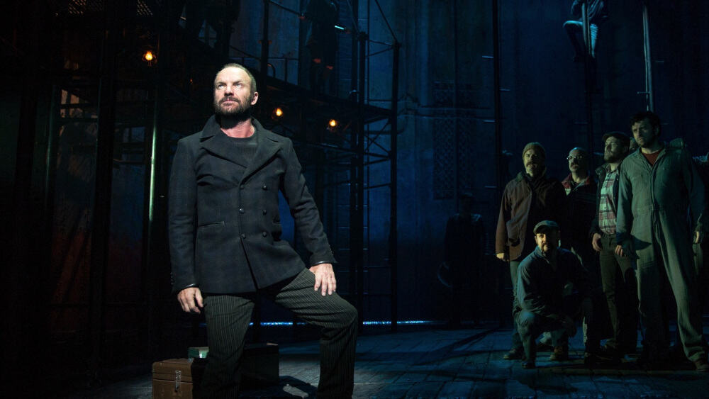 The Last Ship - Staring Sting Comes to Detroit in the Spring