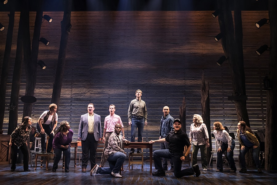 Tickets Going on Sale for Come From Away! #BroadwayinDetroit