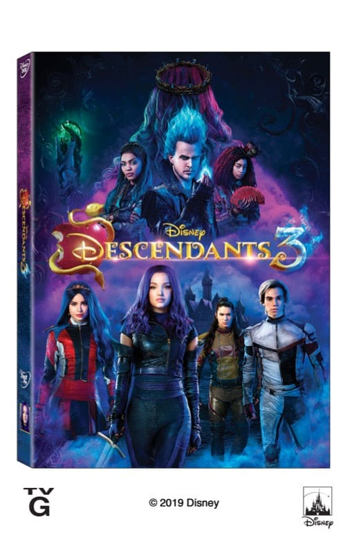 Disney Descendants 3 Coming Being Released August 6th!