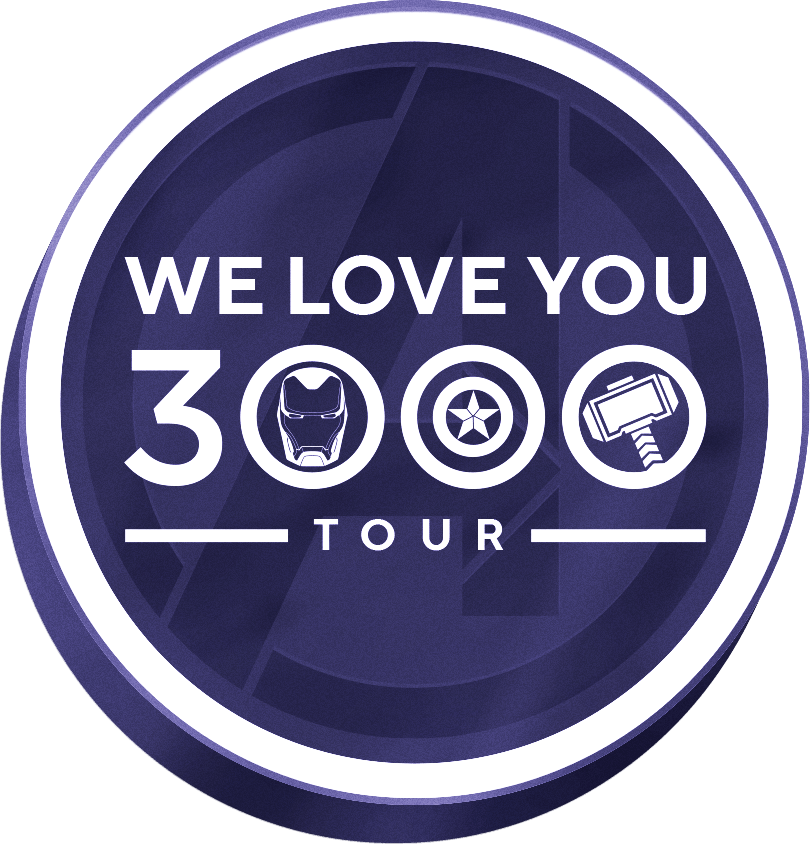 Marvel's We Love You 3000 Tour Will Visit 9 Cities