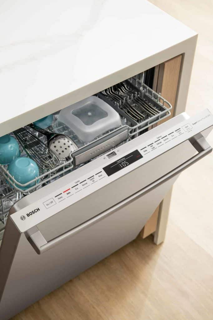 Bosch Crystaldry Dishwasher at Best Buy