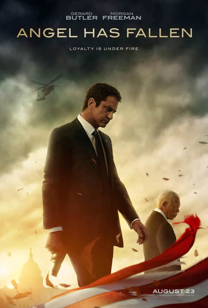 Angel Has Fallen Honest Movie Review