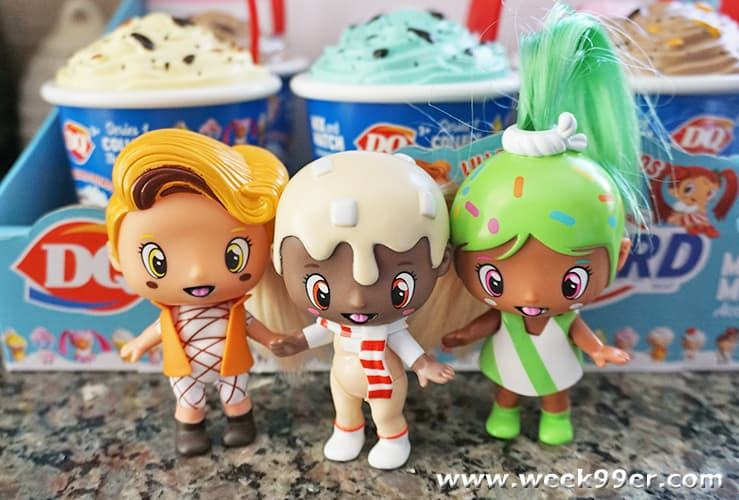 Lil' Blizzard Friends Unboxing and Review