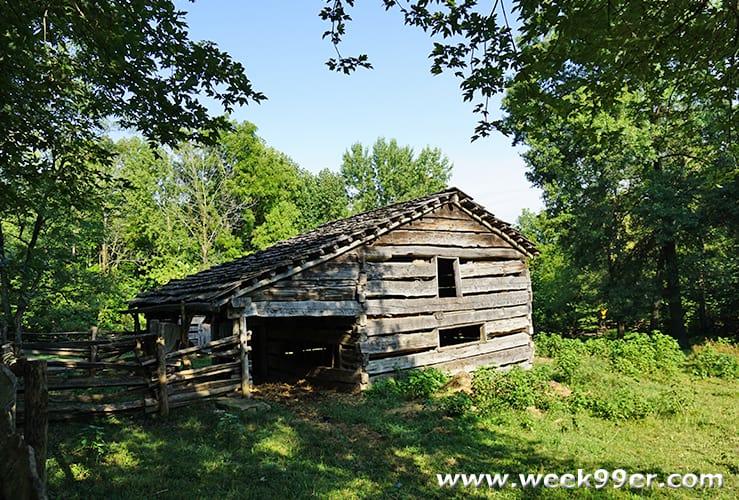 Lincoln's Boyhood Home Park Indiana