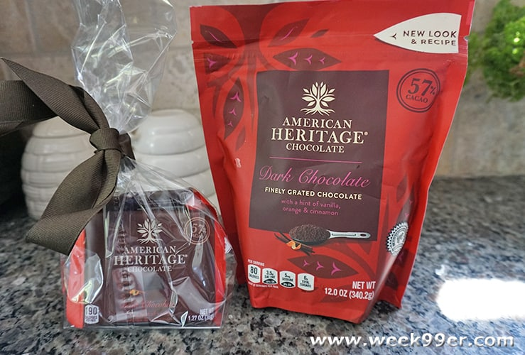Heritage Chocolate Review