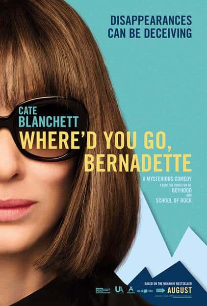 WHERE'D YOU GO, BERNADETTE Movie Review