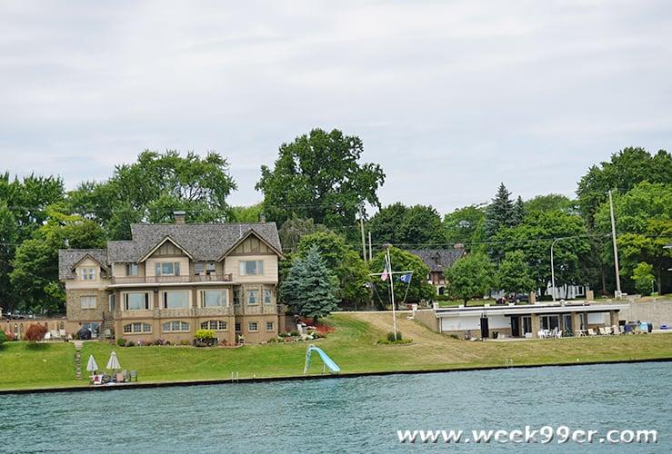 Huron Lady II Boat Tour