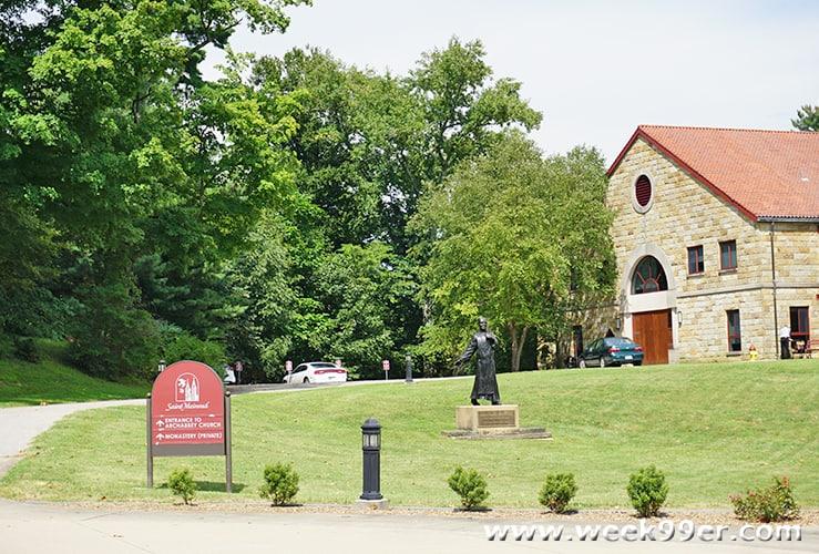 Meinrad Monastery Tour Indiana