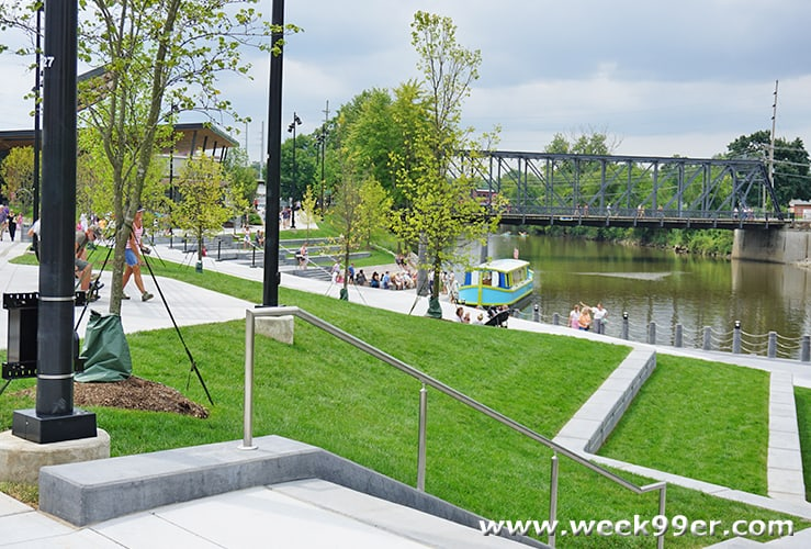 Promenade Park Fort Wayne, Indiana