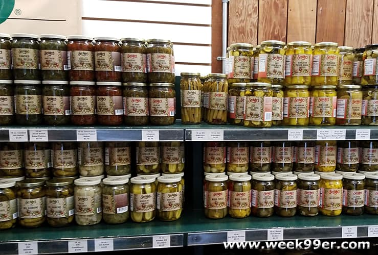 Sechler's Pickles Tour St. Joe, Indiana