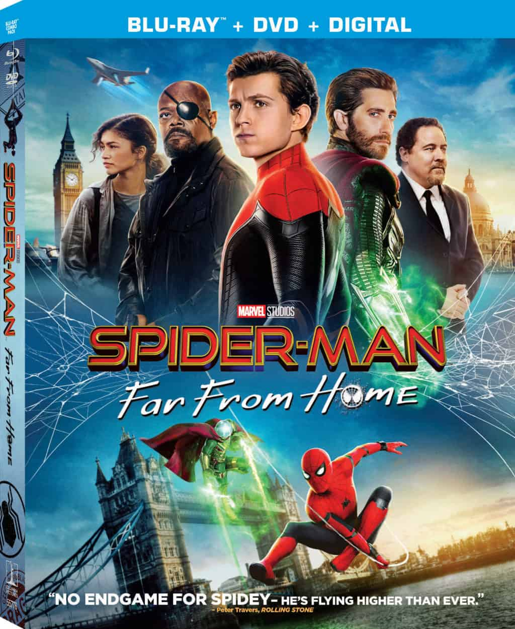 Spider-Man Far From Home At Home Release Information