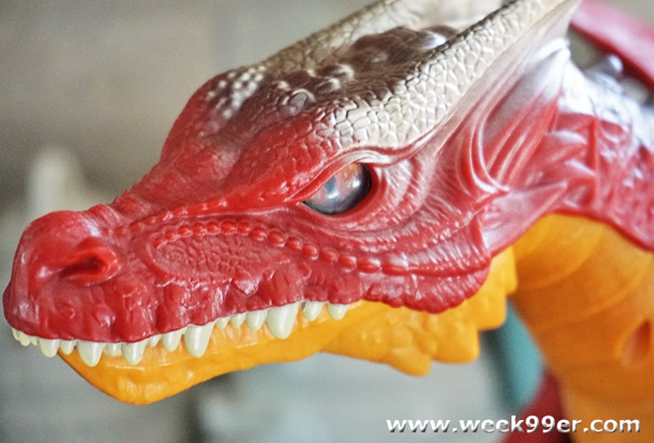 Robo Alive Fire Breathing Dragon Review