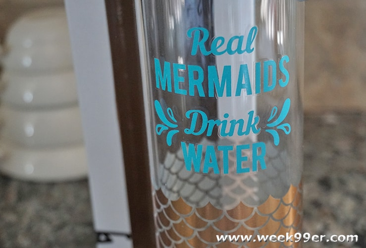 Mermaid Water Bottle Review