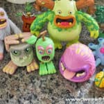 New My Singing Monsters Toys Sing Together in Perfect Harmony