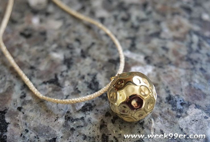 Ilado Bell Necklace Review