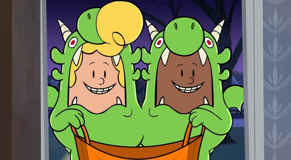 Watch the All New Trailer for The Spooky Tales of Captain Underpants: Hack-A-Ween