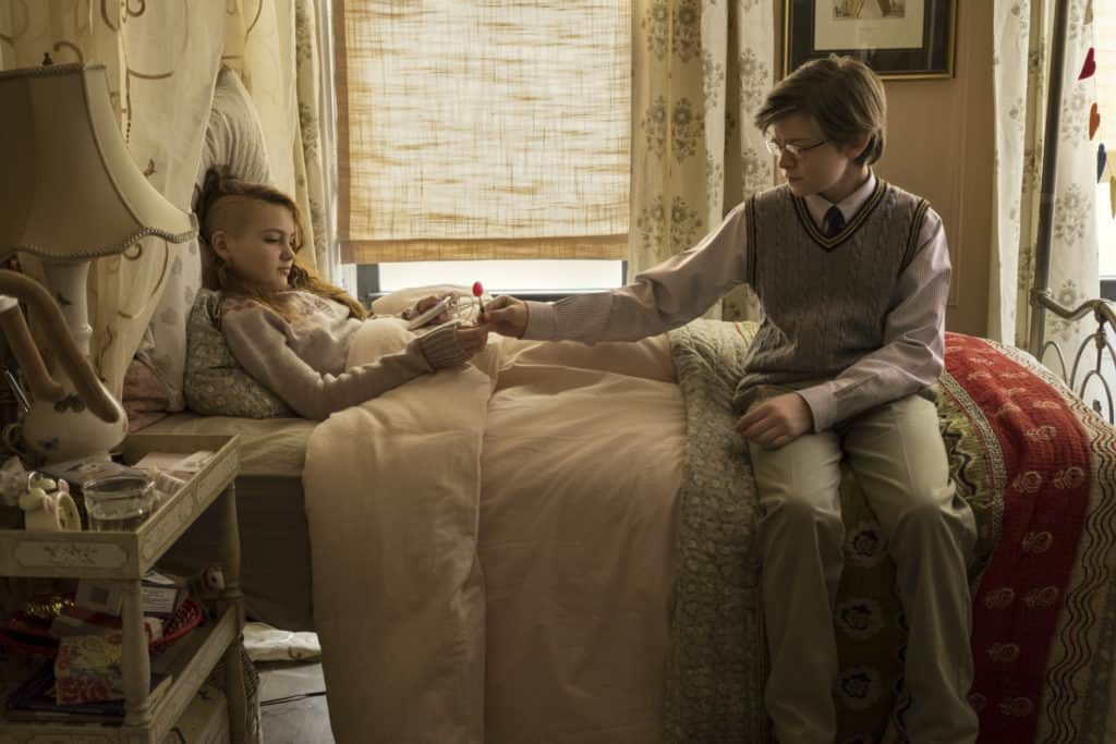 The Goldfinch movie review