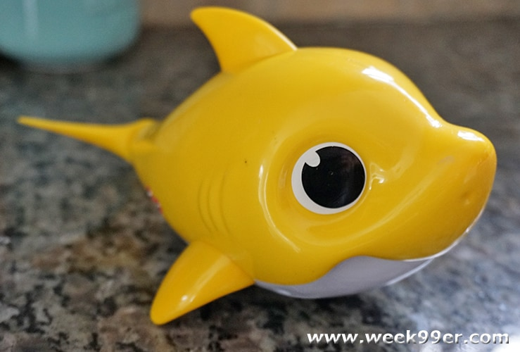 Baby Shark Swimming and Singing Toy Review