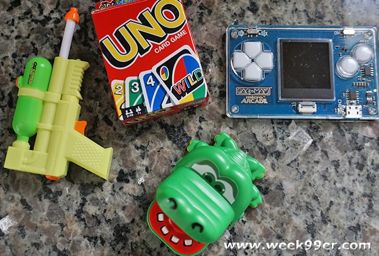 The World's Smallest Toys Review
