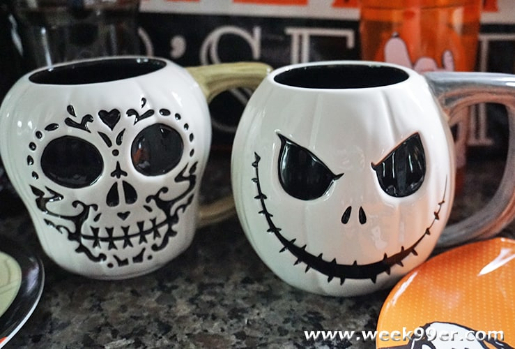 Halloween Plates from Zak! Designs