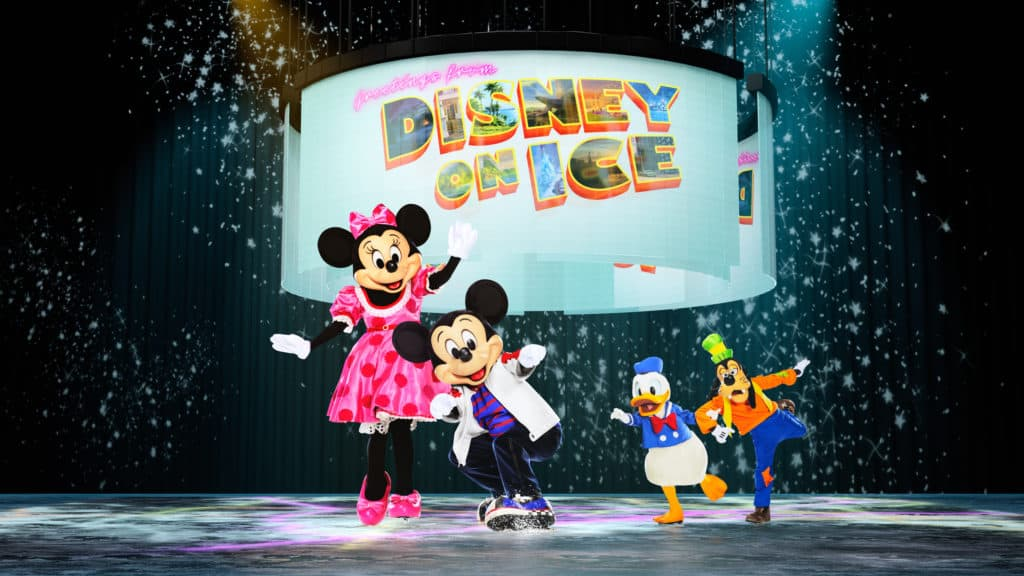 Disney on Ice Detroit Ticket Information