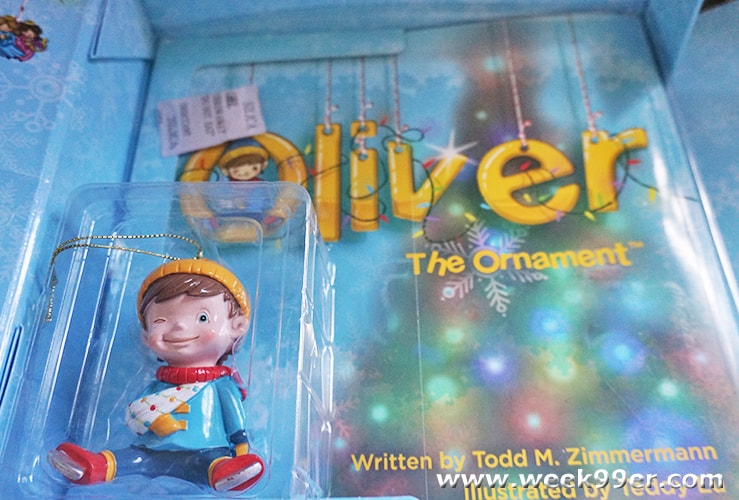 Oliver the Ornament Review
