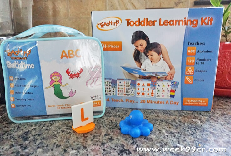 Teach My toddler Learning kits Review
