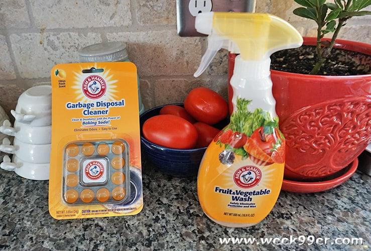 arm and hammer Fruit and Vegetable Wash Review