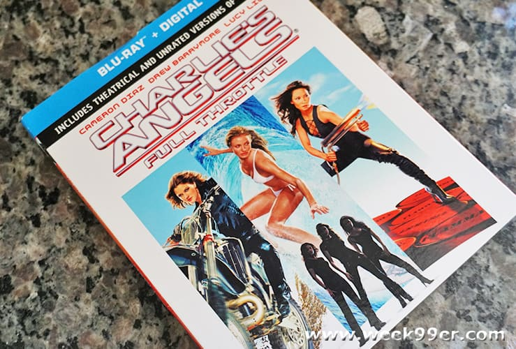 Charlie's Angels Full throttle review