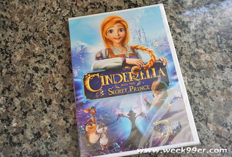 Cinderella and the Secret Prince Review