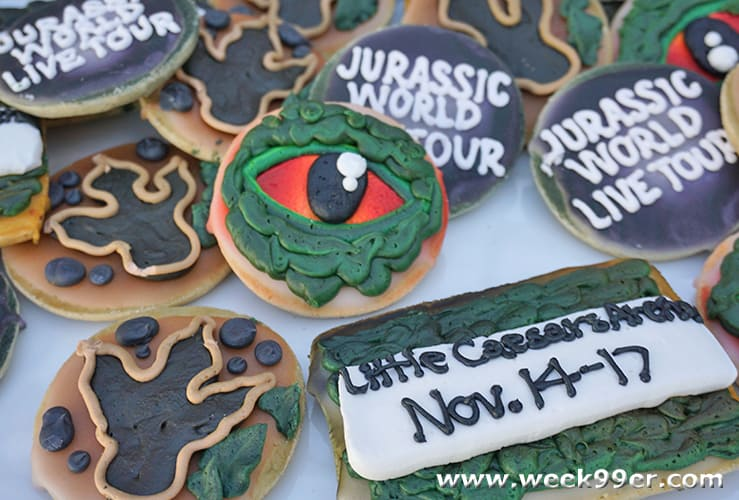 Jurassic Park Live event Ticket Information