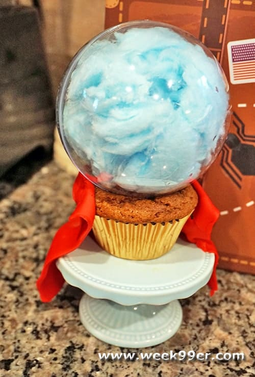 Far from home cupcake recipe