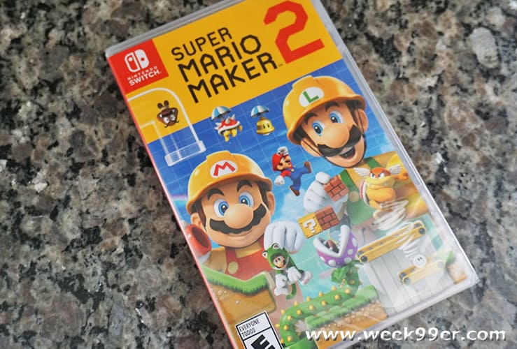 Super Mario Maker 2 Game Review