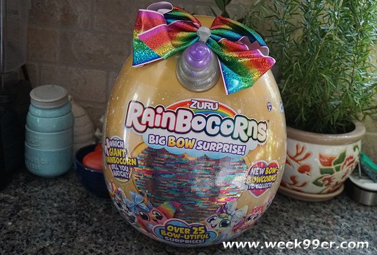 Rainbocorn Big Bow Surprise Review