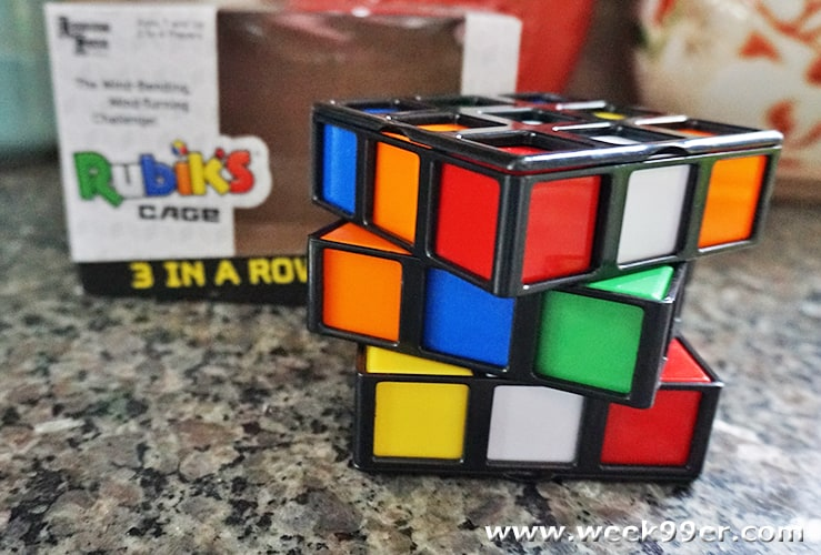 Rubik's Cage Review