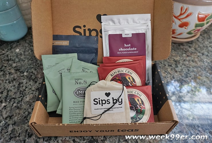 Sipsby Review