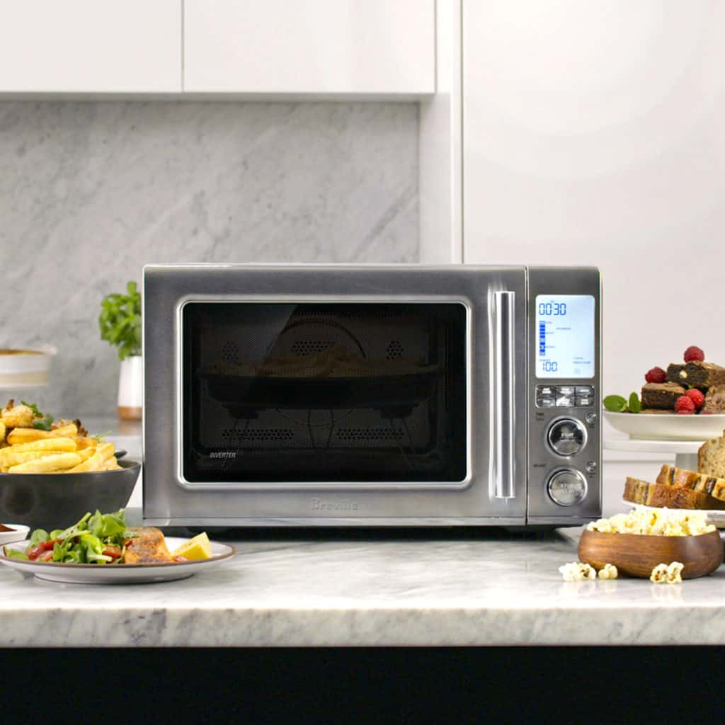 Breville Combi Wave Microwave at Best Buy