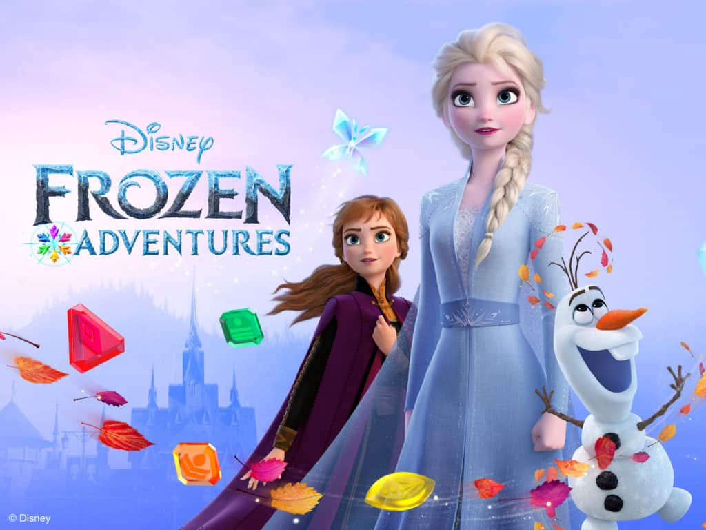 Frozen Adventures Game Announcement