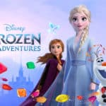 Disney Frozen Adventure is Now Available on Mobile