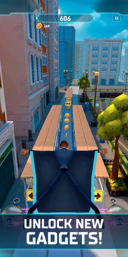 Spies in Disguise Game Review