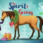 Get in the Holiday Spirit with DreamWorks Spirit Riding Free: Spirit of Christmas