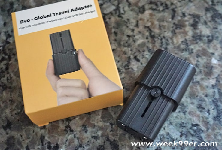 Eco Global Travel Adapter Review
