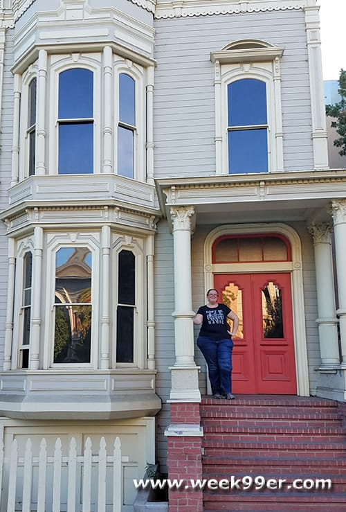 Fuller House House location