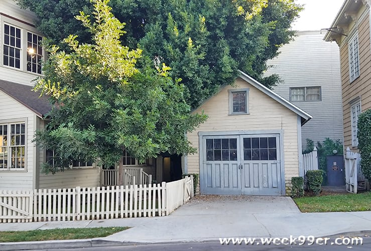 growing pains house set Elvira