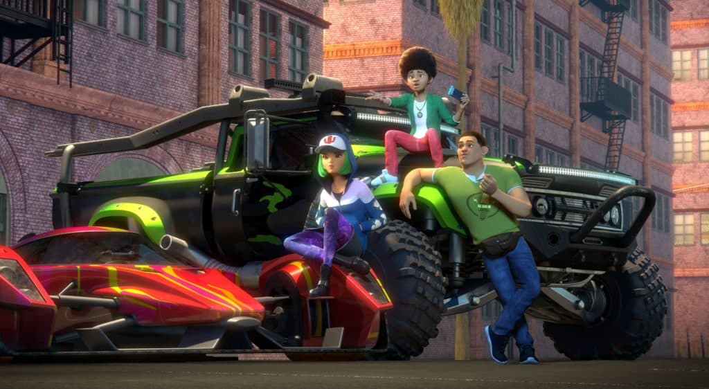Fast and the Furious Spy Racers Announcement