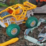 Mix, Match and Build with all new Modari Monster Truck Sets