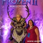 Frozen in the Fall: My World Premiere Frozen II Experience