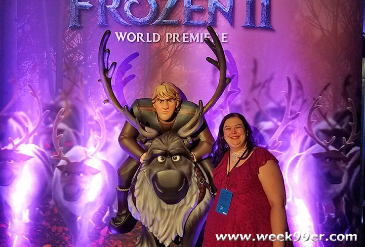 Frozen 2 World Premiere